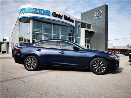 2018 Mazda MAZDA6 GS-L w/Turbo (Stk: 03387P) in Owen Sound - Image 1 of 21