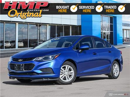 2018 Chevrolet Cruze LT Auto (Stk: 79819) in Exeter - Image 1 of 27