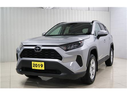 2019 Toyota RAV4 LE (Stk: H20012A) in Sault Ste. Marie - Image 1 of 16