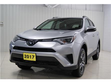 2017 Toyota RAV4 LE (Stk: P6052) in Sault Ste. Marie - Image 1 of 15