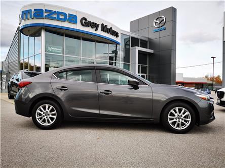 2018 Mazda Mazda3 GS (Stk: 18092R) in Owen Sound - Image 1 of 21