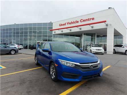 2016 Honda Civic LX (Stk: U204250) in Calgary - Image 1 of 24