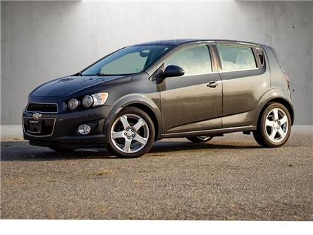 2015 Chevrolet Sonic LT Auto (Stk: N06-8126A) in Chilliwack - Image 1 of 17