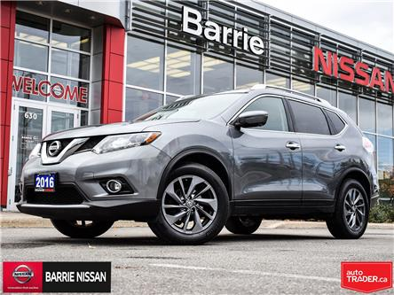 2016 Nissan Rogue SL Premium (Stk: 20030A) in Barrie - Image 1 of 51
