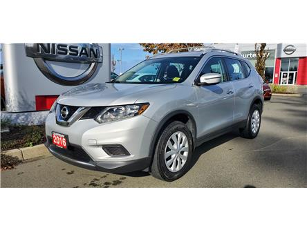 2016 Nissan Rogue S (Stk: U0095) in Courtenay - Image 1 of 9