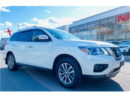 2018 Nissan Pathfinder SV Tech (Stk: E4549) in Thornhill - Image 1 of 19