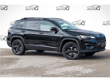 2021 Jeep Cherokee Altitude (Stk: 34458) in Barrie - Image 1 of 28