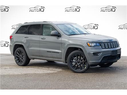 2021 Jeep Grand Cherokee Laredo (Stk: 34487) in Barrie - Image 1 of 29