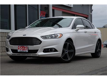 2016 Ford Fusion Titanium (Stk: 20938) in Chatham - Image 1 of 24