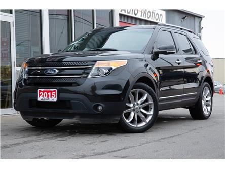 2015 Ford Explorer Limited (Stk: 20967) in Chatham - Image 1 of 26