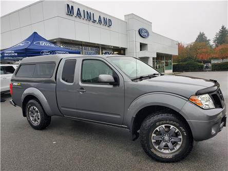 2016 Nissan Frontier PRO-4X (Stk: P1017) in Vancouver - Image 1 of 30