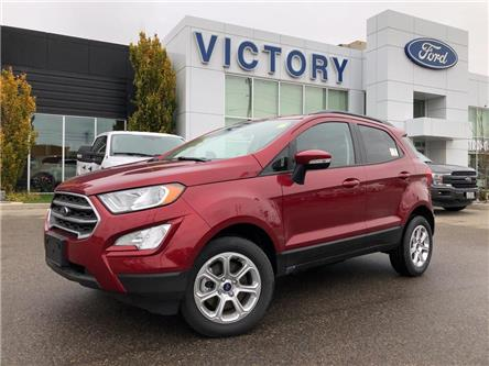 2020 Ford EcoSport SE (Stk: VEC19580) in Chatham - Image 1 of 15