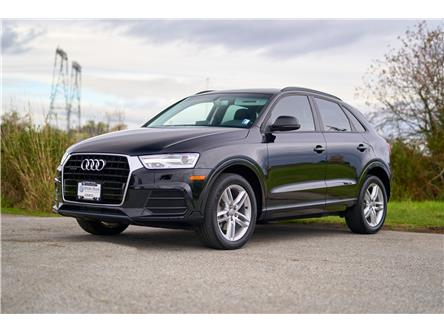 2016 Audi Q3 2.0T Komfort (Stk: VW1171) in Vancouver - Image 1 of 19