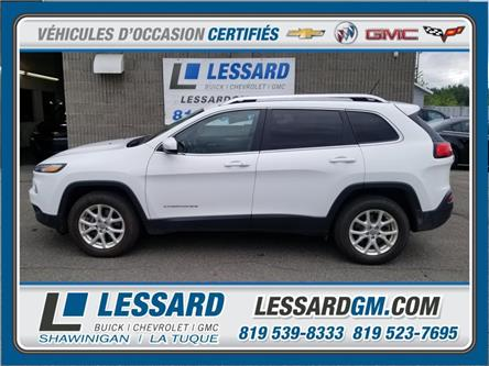 2015 Jeep Cherokee North (Stk: 20-269BL) in Shawinigan - Image 1 of 21