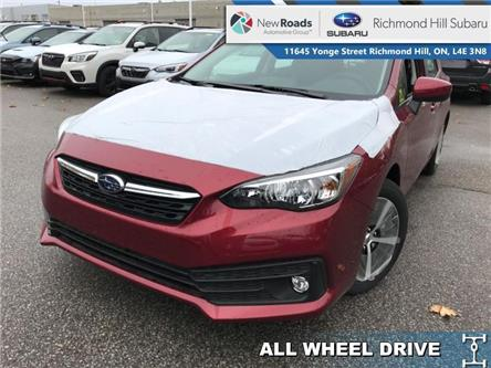 2020 Subaru Impreza 5-dr Touring w/Eyesight (Stk: 34575) in RICHMOND HILL - Image 1 of 21