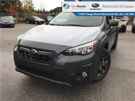 2021 Subaru Crosstrek Outdoor w/Eyesight (Stk: 35505) in RICHMOND HILL - Image 1 of 22