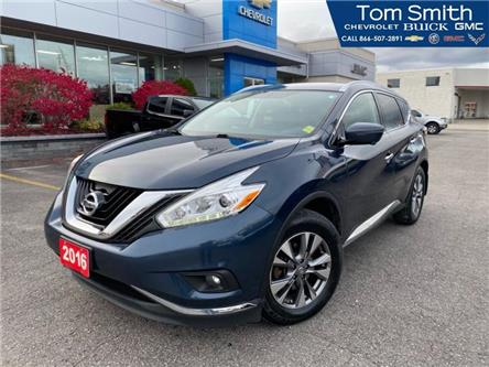 2016 Nissan Murano SL (Stk: 200646A) in Midland - Image 1 of 21