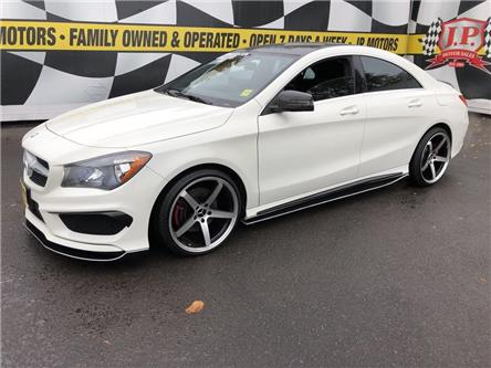 2016 Mercedes-Benz CLA-Class Base (Stk: 48955A) in Burlington - Image 1 of 23