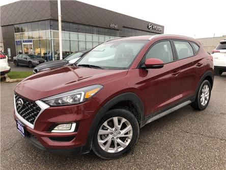 2019 Hyundai Tucson Preferred (Stk: 4357) in Brampton - Image 1 of 9