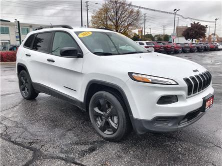 2018 Jeep Cherokee Sport (Stk: 45287) in Windsor - Image 1 of 12