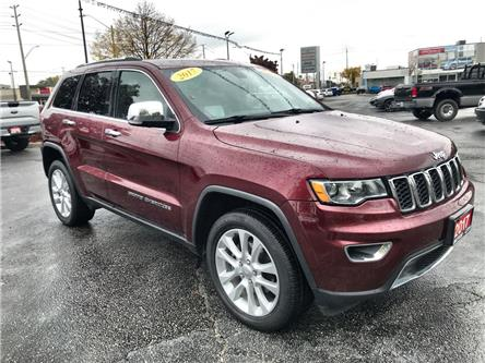 2017 Jeep Grand Cherokee Limited (Stk: 21076A) in Windsor - Image 1 of 13