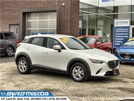 2019 Mazda CX-3 GS (Stk: 30037A) in East York - Image 1 of 28