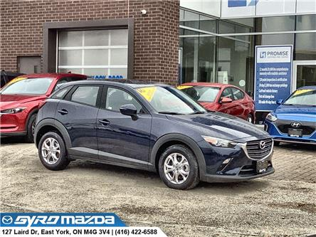 2019 Mazda CX-3 GS (Stk: 30135A) in East York - Image 1 of 28