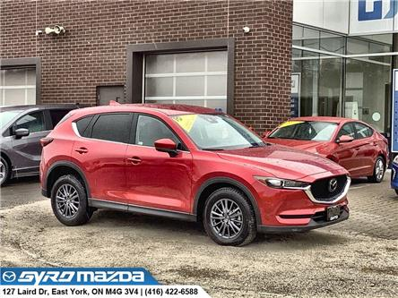 2019 Mazda CX-5 GS (Stk: 30134A) in East York - Image 1 of 28