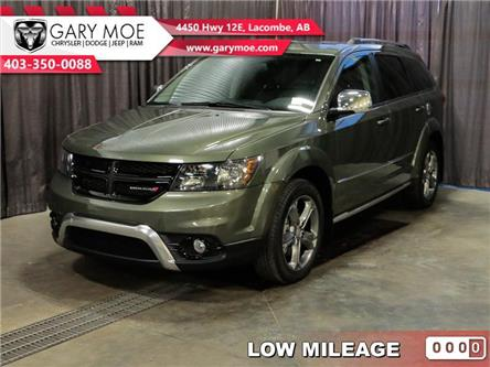 2017 Dodge Journey Crossroad (Stk: F202526A) in Lacombe - Image 1 of 26