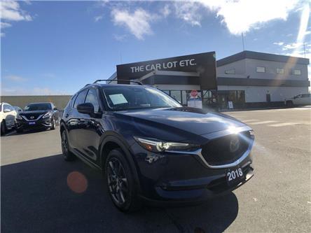 2018 Mazda CX-5 GT (Stk: 20535) in Sudbury - Image 1 of 26