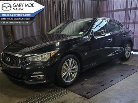2014 Infiniti Q50 Sport (Stk: MP9849A) in Red Deer - Image 1 of 18