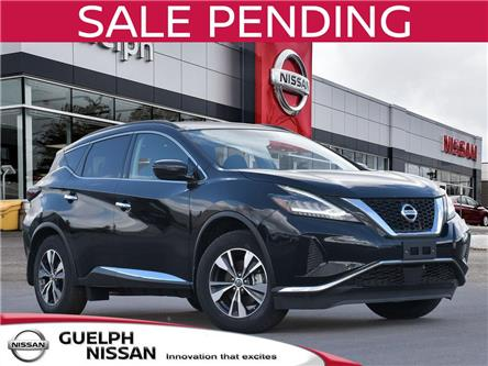 2019 Nissan Murano S (Stk: N20111) in Guelph - Image 1 of 24