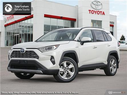 2021 Toyota RAV4 Hybrid Limited (Stk: 90781) in Ottawa - Image 1 of 24