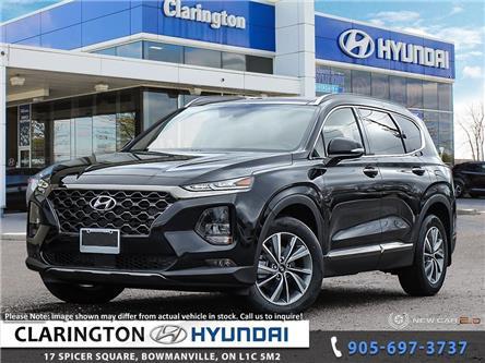 2020 Hyundai Santa Fe Luxury 2.0 (Stk: 20690) in Clarington - Image 1 of 11