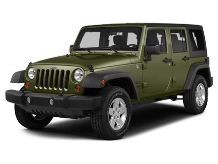 2013 Jeep Wrangler Unlimited Sahara (Stk: 20Q7558A) in Toronto - Image 1 of 8