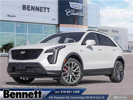 2021 Cadillac XT4 Sport (Stk: 210045) in Cambridge - Image 1 of 11