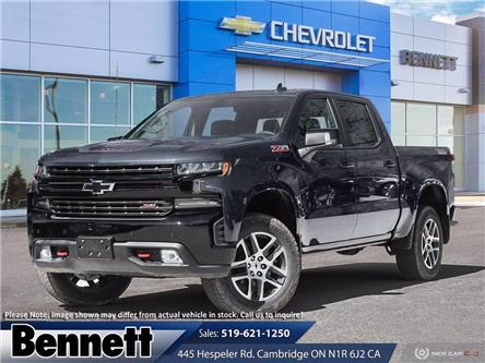 2021 Chevrolet Silverado 1500 LT Trail Boss (Stk: 210049) in Cambridge - Image 1 of 13