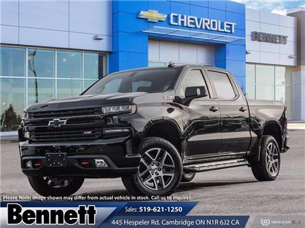 2021 Chevrolet Silverado 1500 LT Trail Boss (Stk: 210055) in Cambridge - Image 1 of 16