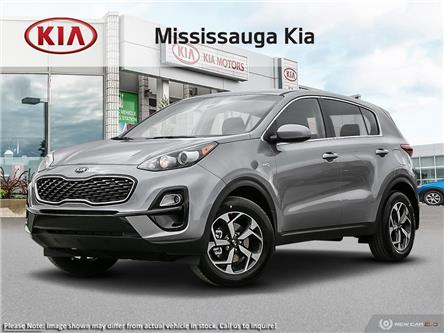 2021 Kia Sportage LX (Stk: SP21019) in Mississauga - Image 1 of 24