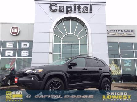 2020 Jeep Cherokee North (Stk: L00254A) in Kanata - Image 1 of 25