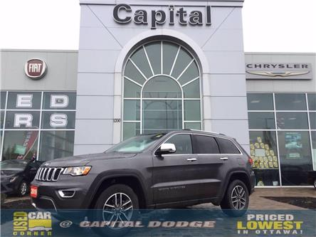 2019 Jeep Grand Cherokee Limited (Stk: P3014) in Kanata - Image 1 of 26