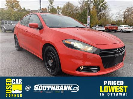 2016 Dodge Dart GT (Stk: 9226441) in OTTAWA - Image 1 of 20