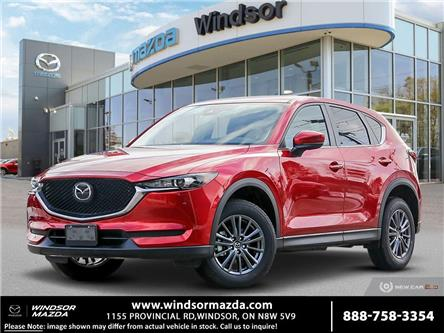 2021 Mazda CX-5 GS (Stk: C55865) in Windsor - Image 1 of 23