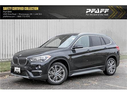 2019 BMW X1 xDrive28i (Stk: U6161) in Mississauga - Image 1 of 22