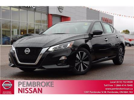 2020 Nissan Altima 2.5 SV (Stk: 20191) in Pembroke - Image 1 of 30