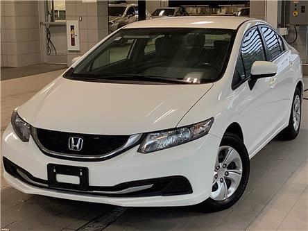 2014 Honda Civic LX (Stk: 22450A) in Kingston - Image 1 of 10