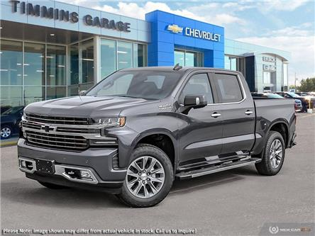 2021 Chevrolet Silverado 1500 High Country (Stk: 21109) in Timmins - Image 1 of 22