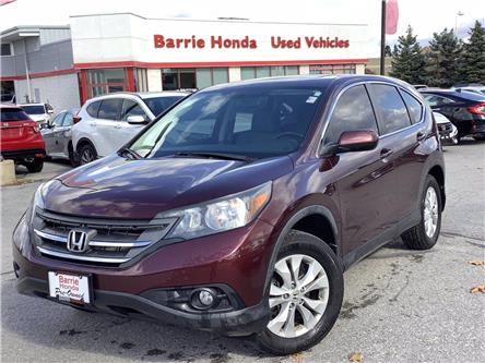 2012 Honda CR-V EX-L (Stk: U12574) in Barrie - Image 1 of 23
