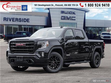 2021 GMC Sierra 1500 Elevation (Stk: 21007) in Prescott - Image 1 of 23