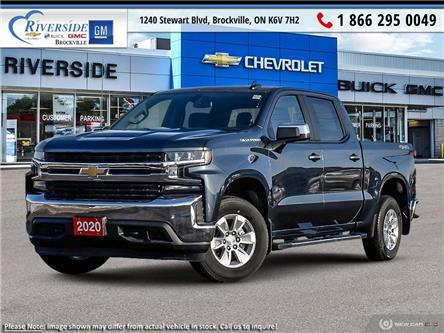 2020 Chevrolet Silverado 1500 LT (Stk: 20-298) in Brockville - Image 1 of 23